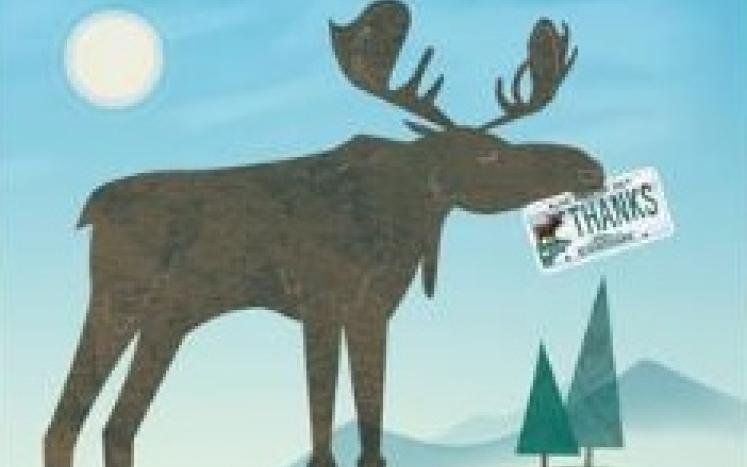 moose plate grant image